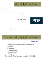 IPTV Architecture CISCO