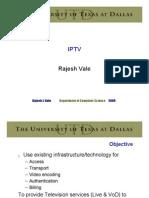 IPTV Architecture CISCO