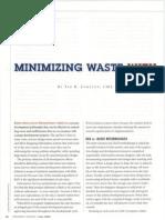 Minimizing Waste With RAD