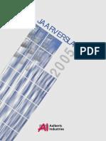 Aalbertsindustries Jaarverslag 2005 Nl