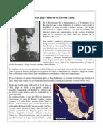 La obra en Baja California de Esteban Cantú