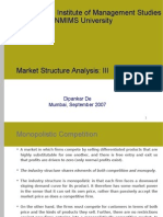 MBA-CM_ME_Lecture 16 Market Structure Analysis