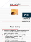 Retail Banking Industry