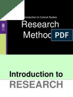 CS1 Research Method_2011