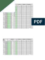 Flight and Duty Times - Blank V3.0