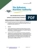 Bahamas Bulletin 71