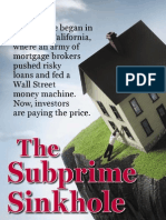 Subprime Toxic Debt - Bloomberg July07