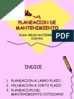 PLANEACION Olga Gutierrez