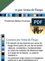 Clase004_Lesiones Por Arma de Fuego_Bioquímica Forense