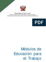 Modulos EPT - Publicacion