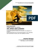 we need new priests