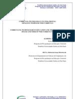 ALMEIDA Curriculo TEcnologias e Cultura Digital
