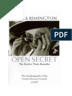 Stella Remington Open Secret_2002