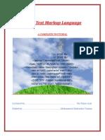 HTML Tuturial