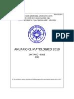 Anuario-2010 meteorologia