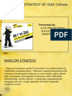 Idea Marcomm Strat