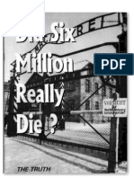 Richard E. Harwood - Did Six Million Really Die