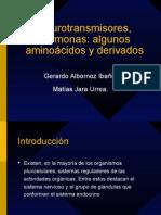 Exposición_Neurotrasmisores_Introducción a Bioquímica II