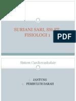 Power Point Fisiologi 1 Kardiovaskular