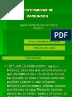 Exposición_Parkinson_Introducción a Bioquímica II