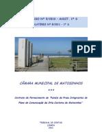 Relatório nº8/2011- 1ª Secção- Tribunal de Contas
