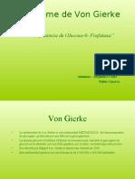Exposición_Síndrome Vangierke_Introducción a Bioquímica II