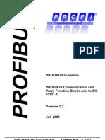Profibus Guideline