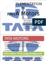 EPS Tata Motors 2003