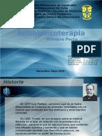 Antivioticoterapia primera parte