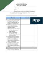 Data Center Review Audit Program