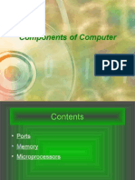 Components of Computer 1
