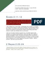 9 versículos de la biblia, (que nunca vimos en las clases de religión)