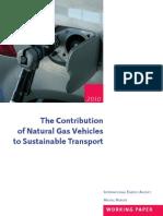 Natural Gas VehiclesEIA
