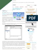 HowTo_ Cómo compartir carpetas entre Windows XP en VirtualBox y Ubuntu - Tux
