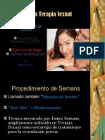 Técnicas en Terapia Sexual
