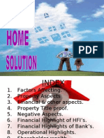 Dream Home Solution Project PPT