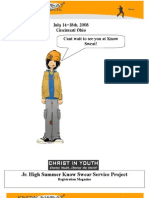 CIY Clothing Guidelines