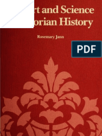 The Art and Science of Victorian History