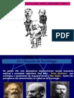 Os Classicos Da Sociologia Durkheim