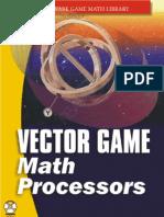 向量在游戏中的应用——Vector.Game.Math