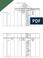 Planner 2010-2011 Second Grade