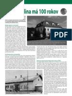 Colný úrad Žilina má 100 rokov (Colné aktuality č. 7 - 8/2011)