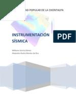 Instrumentacion Sismica