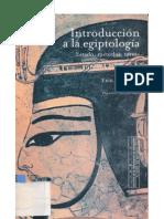 Erik Hornung - Introducción a La Egiptologia