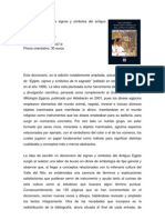 Diccionario de Simbolos Egipcios-Elisa Castel