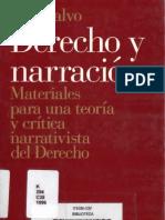Derecho y Narración - José Calvo