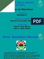 Motores de Corriente Alterna Version 2003