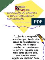 EDUCAÇAO DO CAMPO - Parecer DOEBEC - ppt - 2