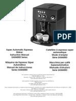 Delonghi Caffe Venenzia Manual