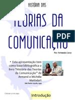 Armando Levy -Teorias da Comunicação